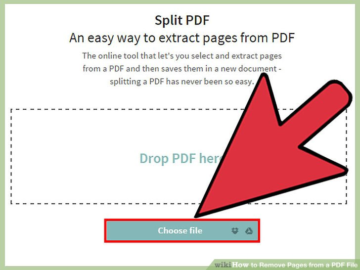 delete pages from pdf file