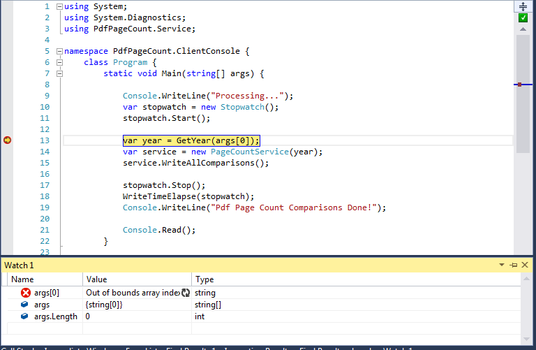 how to run console application using notepad++
