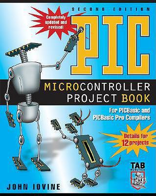 pic microcontroller project book pdf