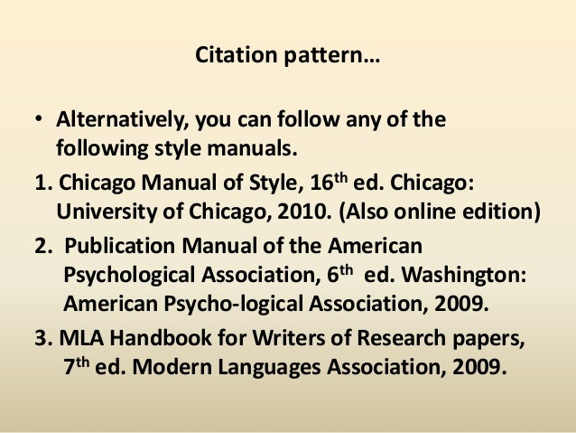 publication manual of the american psychological association 7th edition