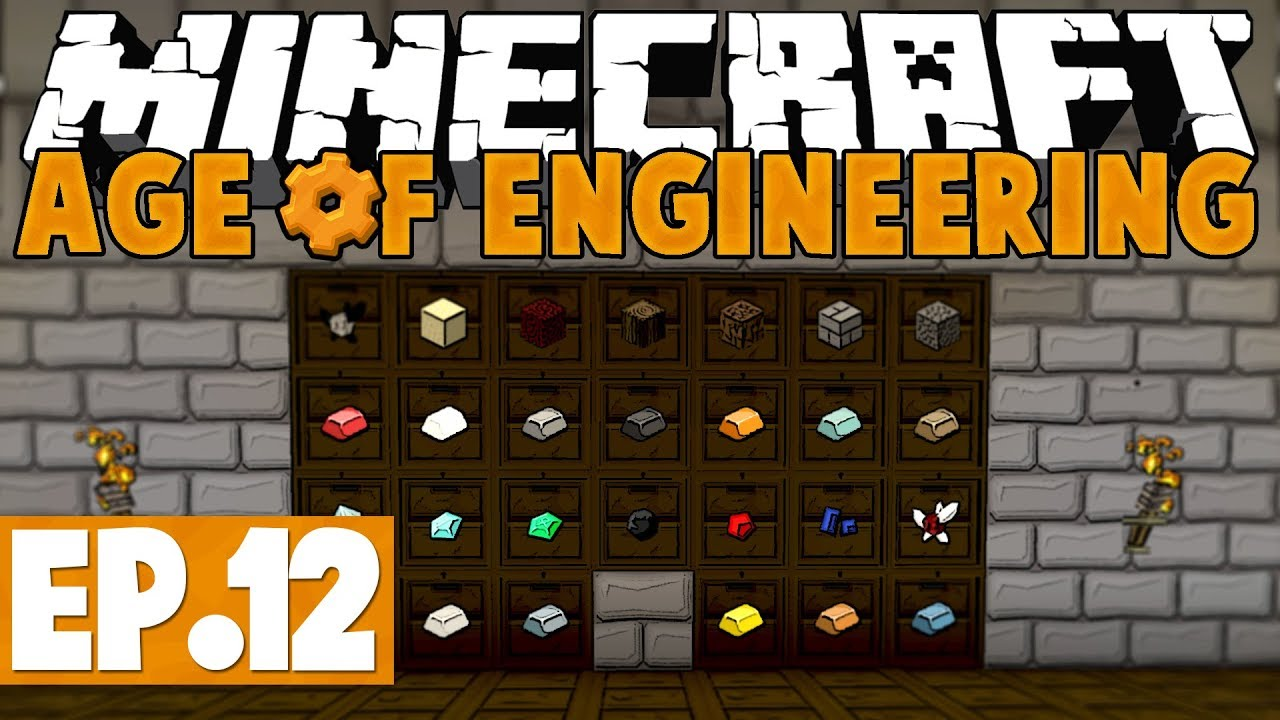 age of engineering minecraft guide
