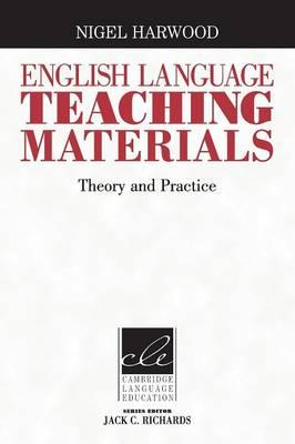 english language teaching materials theory and practice pdf buy online