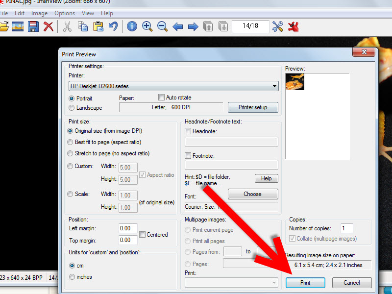 open your pdf using preview
