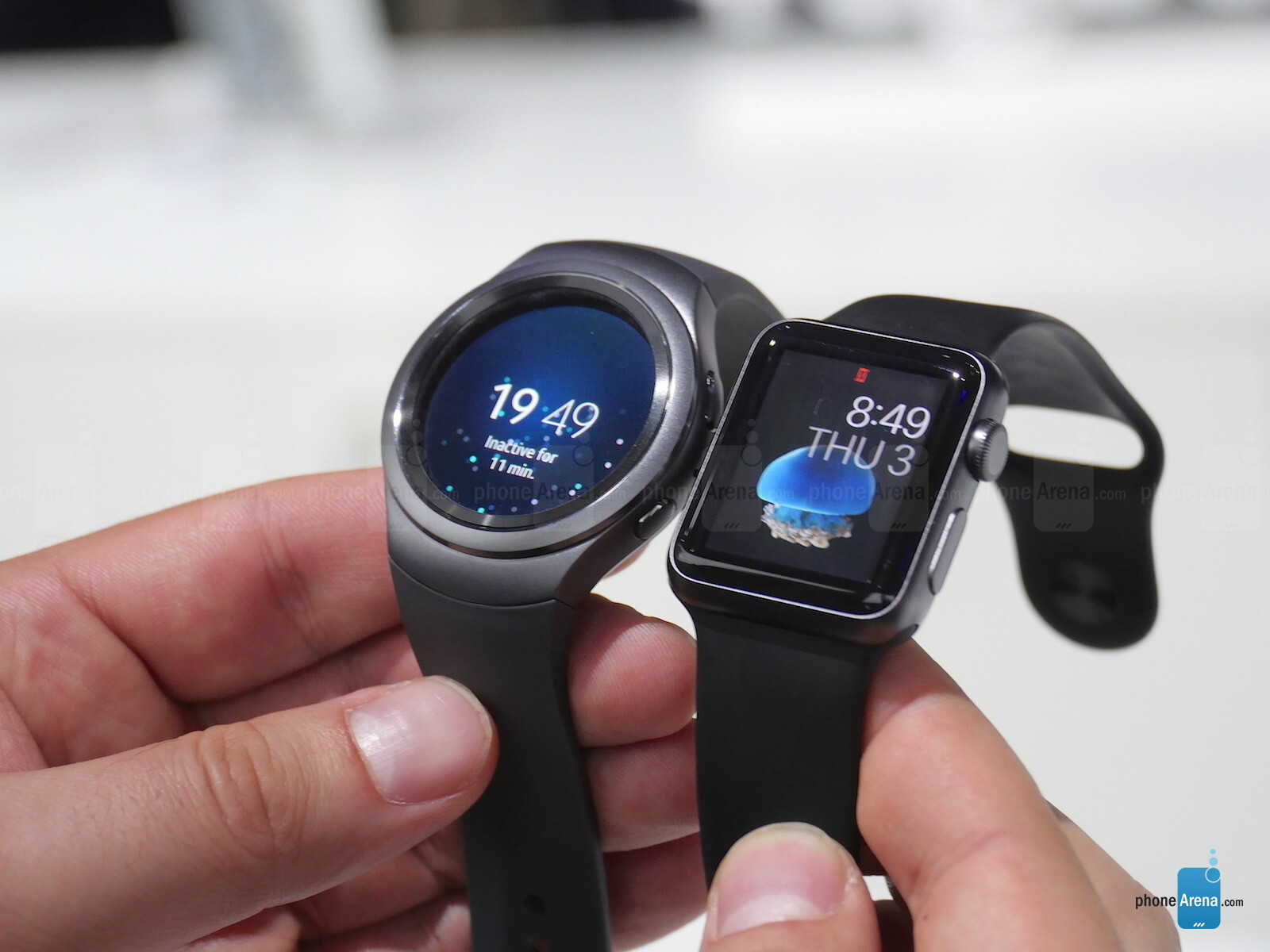 samaung gear s2 does support pdf